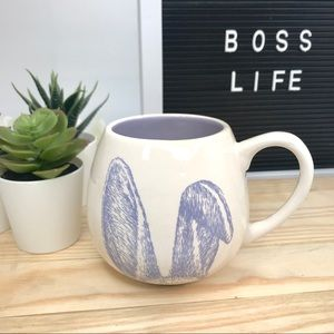Other - Purple Easter Bunny Mug